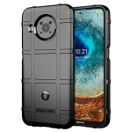 For Nokia X10 Full Coverage Shockproof TPU Case(Black)