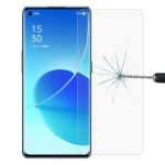 For OPPO Reno6 Pro 5G / Reno6 Pro+ 5G 0.26mm 9H 2.5D Tempered Glass Film