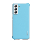 For Samsung Galaxy S21+ wlons PC + TPU Shockproof Protective Case(Blue)