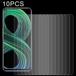 For OPPO Realme 8 5G 10 PCS 0.26mm 9H 2.5D Tempered Glass Film