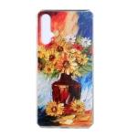 For Huawei nova 5 Oil Painting Pattern TPU Shockproof Case(Vase)