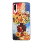 For Huawei P30 Oil Painting Pattern TPU Shockproof Case(Vase)