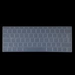 UK Version Laptop Crystal Keyboard Protective Film For MacBook 12 inch A1534 & Pro 13.3 inch A1708(Transparent)