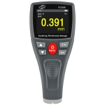 BENETECH GT2100 Digital Anemometer Coating Thickness Gauge Color Screen Car Paint Thickness Tester Meter
