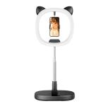 WK WT-P13 Charm Filling Light Live Holder Beauty Eye Care Filling Light (Black)