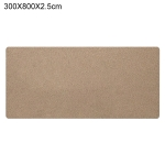 Original Xiaomi SOO-Z018-NA Natural Cork Skin-friendly Stain-resistant Mouse Pad, Size: M 300x800x2.5mm