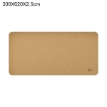 Original Xiaomi SOO-Z012-NA Natural Cork Mouse Pad, Size: M 300x620x2.5mm