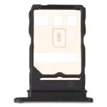 SIM Card Tray + SIM Card Tray / NM Card Tray for Honor X10 5G (Black)