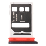 SIM Card Tray + SIM Card Tray for Honor 30 (Black)
