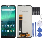 LCD Screen and Digitizer Full Assembly for Nokia 1.3 TA-1216 TA-1205(Black)