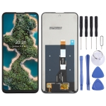 LCD Screen and Digitizer Full Assembly for Nokia X20(Black)