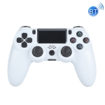 Wireless Bluetooth Game Handle For PS4, Product color: Bluetooth Version (White)