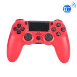 Wireless Bluetooth Game Handle For PS4, Product color: Bluetooth Version (Red)