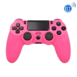 Wireless Bluetooth Game Handle For PS4, Product color: Bluetooth Version (Pink)