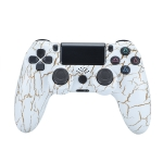 Wired Game Handle For PS4, Product color: Wired Version (Burst Pattern)