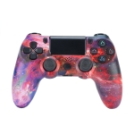 Wired Game Handle For PS4, Product color: Wired Version (Red Starry Sky)