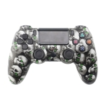 Wired Game Handle For PS4, Product color: Wired Version (Skull)