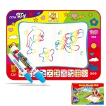 Children Magic Graffiti Water Drawing Mat, Style: Large Color-Boxed