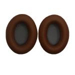 2 PCS Headset Sponge Cover For BOSE QC15 / QC3 / QC2 / QC25 / AE2 / AE2i(Coffee  + Gray)