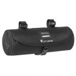 WEST BIKING YP0707247 Cycling Crossbeam Handle Drum Bag(Black)