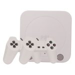 6 Simulators Game Console Double Players Classic Nostalgic HDMI Home Game Box With Two Gamepads, CN Plug
