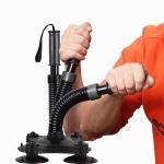Wrist Power Device Grip Device Men Training Wrist Power Sports Equipment, Specification: 35-40LB (Black )