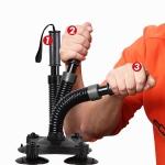 Wrist Power Device Grip Device Men Training Wrist Power Sports Equipment, Specification:   45-50LB (Black)