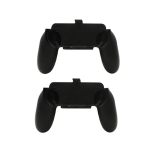 IPLAY Game Console Left & Right Handles For Nintendo Switch(Black )