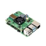 Waveshare Raspberry Pi PoE+ HAT Ethernet Expansion Board for Raspberry Pi 3B+/4B