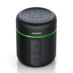 JOYROOM JR-ML02 Bluetooth 5.0 Waterproof Mini Wireless Bluetooth Speaker(Black)