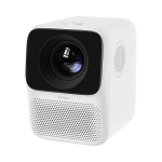 Wanbo T2 Pro Same Screen Smart Projector 480P LED Portable Projector, International Edition, Plug Type:US Plug