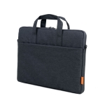 POFOKO A530 Series Portable Laptop Bag with Removable Strap, Size:14-15.4 inch(Dark Gray)