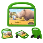 For Amazon Kindle Fire HD 10 2021 Sparrow Style EVA Material Children Shockproof Protective Case(Green)