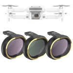 JSR for FiMi X8 mini Drone 3 in 1 CPL+ ND8 + ND16 Lens Filter Kit