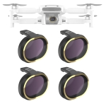 JSR for FiMi X8 mini Drone 4 in 1 ND8PL + ND16PL + ND32PL + ND64PL Lens Filter Kit