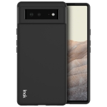 For Google Pixel 6 IMAK UC-3 Series Shockproof Frosted TPU Protective Case(Black)