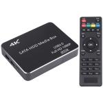 X8 UHD 4K Android 4.4.2 Media Player TV Box wtih Remote Control, RK3229 Quad Core up to 1.5GHz, RAM: 1GB, ROM: 8GB, Support WiFi, USB 3.0, HD Media Interface, TF Card, US Plug