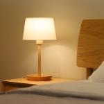 Original Xiaomi Youpin beladesign L1208 Log Simple Plate Table Lamp, CN Plug(Wood)