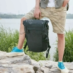 Original Xiaomi Youpin 90 Points HIKE Basic Outdoor Backpack, Capacity: 25L (Black)