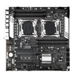 JINGSHA X99 Dual F2 256G Eight Channel DDR4 Computer Motherboard