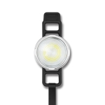 GOOFY Bike Light USB Rechargeable Tail Light Mountain Bike Night Warning LED Light, Colour:6003 Three-color Light