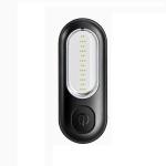 GOOFY DT-6005 Bike Light USB Rechargeable Tail Light Mountain Bike Night Warning LED Light, Colour: 6005B Red White Light