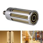E27 2835 LED Corn Lamp High Power Industrial Energy-Saving Light Bulb, Power: 120W 4000K (Warm White)
