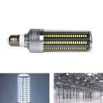 5730 LED Corn Lamp Factory Warehouse Workshop Indoor Lighting Energy Saving Corn Bulb, Power: 54W(E27 6500K (White))