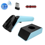 Handheld Barcode Scanner With Storage, Model: Wireless Red Light