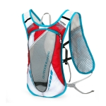 OUTDOOR LOCAL LION Bicycle Riding Outdoor Sports Double Shoulders Water Bag Backpack(Red)