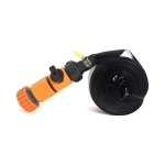 [US Warehouse] Outdoor Water Park Sprinkler Toys, Size: 26FT