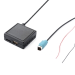 Car AUX Card Bluetooth Music U Disk for Alpine KCE-236B 9870 9872