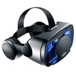 VRG Pro Audio Video Version Blue Coated Lenses All-in-one Mobile Phone 3D VR Glasses