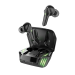 hoco S21 Bluetooth 5.0 Magic Shadow Gaming Wireless Bluetooth Earphone(Black)